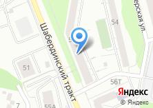Компания «Почтовое отделение №52» на карте