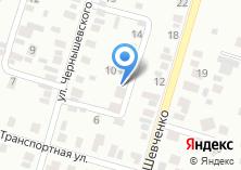 Компания «Ахмат-строй» на карте