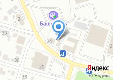 Компания «Autoluxe» на карте