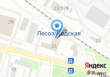 Компания «ОТК-Ижевск» на карте