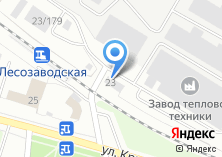 Компания «Akantmebel» на карте