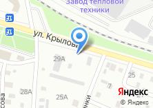 Компания «Приют для авто» на карте