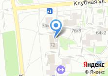 Компания «Эксперт Сервис» на карте