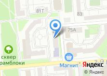 Компания «Эко-лавка» на карте
