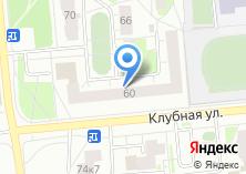 Компания «Строй Дача Инструмент» на карте