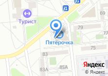 Компания «Глянец» на карте