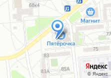 Компания «Верстак» на карте