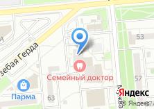 Компания «Ижавто» на карте