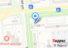 Компания «Магазин хлебобулочных изделий» на карте