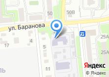 Компания «Детский сад №1» на карте