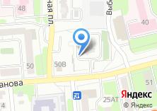 Компания «Мечтатели» на карте