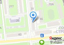 Компания «КОНСИБ» на карте