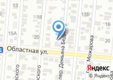 Компания «64» на карте