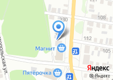 Компания «Медуза» на карте
