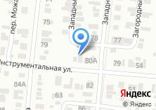 Компания «Инжектор сервис» на карте