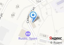 Компания «УК в ЖКХ» на карте