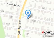 Компания «Мобискар18» на карте