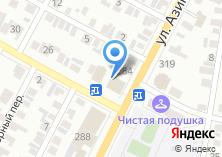 Компания «Автомиф» на карте