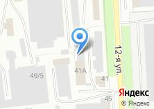 Компания «Кузов-master» на карте