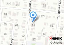 Компания «Простоквашино» на карте