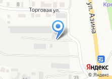 Компания «Полифлекс» на карте