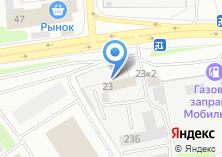 Компания «ВР ТРАСТ» на карте