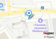 Компания «ЭКОТРЕЙД» на карте