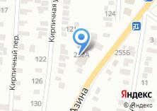 Компания «Абсолютный Эксклюзив» на карте