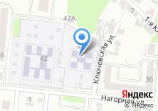 Компания «Детский сад №247» на карте