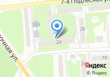 Компания «Ижсталь» на карте