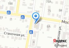 Компания «Удмуртская строительная корпорация» на карте