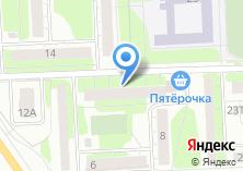 Компания «Центр социальной помощи семье и детям Октябрьского района» на карте