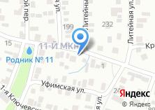 Компания «САНТЕХСПАС» на карте