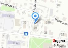 Компания «Винт18» на карте