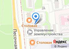 Компания «Бревиус» на карте