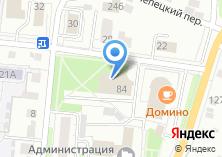 Компания «Резидент» на карте