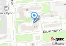Компания «Управление земельных ресурсов и землеустройства Администрации г. Ижевска» на карте