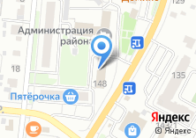 Компания «Отдел полиции №1 Ленинского района Управления МВД России по г. Ижевску» на карте