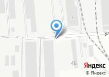 Компания «ЛСТК» на карте