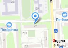 Компания «Школа-кроха» на карте