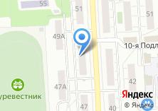 Компания «АЛЬПИКАИЖЕВСК.РФ» на карте