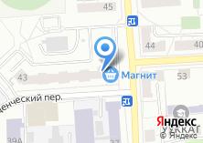 Компания «Кудри.ru» на карте