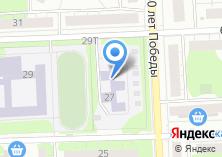 Компания «Детский сад №40» на карте