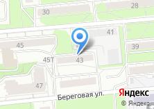 Компания «Шеврон» на карте