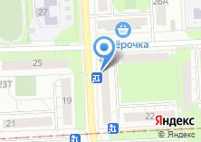 Компания «Цветочное настроение» на карте