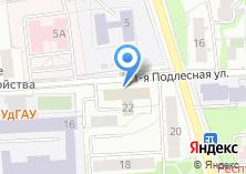 Компания «Автодормостпроект» на карте