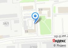 Компания «Плакучая ива» на карте
