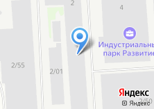 Компания «Бурмаш» на карте
