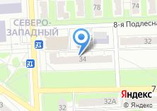 Компания «Томато-Мобайл салон сотовой связи» на карте