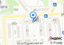 Компания «СЕЗАМ СЕРВИС» на карте